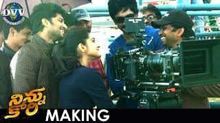 Telugutimes.net Ninnu Kori Telugu Movie Making