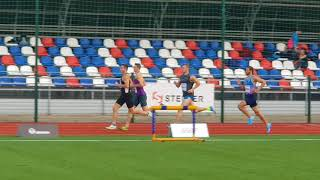 600 м. Мужчины СпидиПентатлон Гераклиады2018