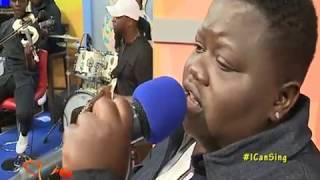 I CAN SING | Mercy Opande  | BEST FOOT FORWARD