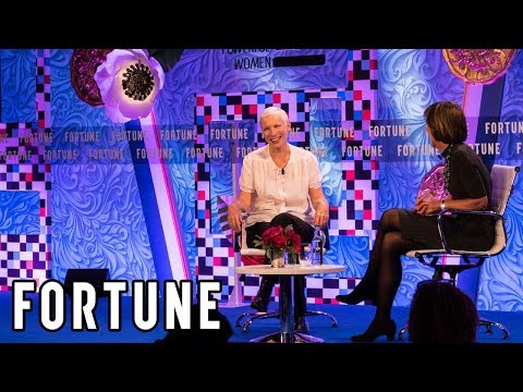 Annie Lennox OBE Interviewed by Pattie Sellers I Fortune