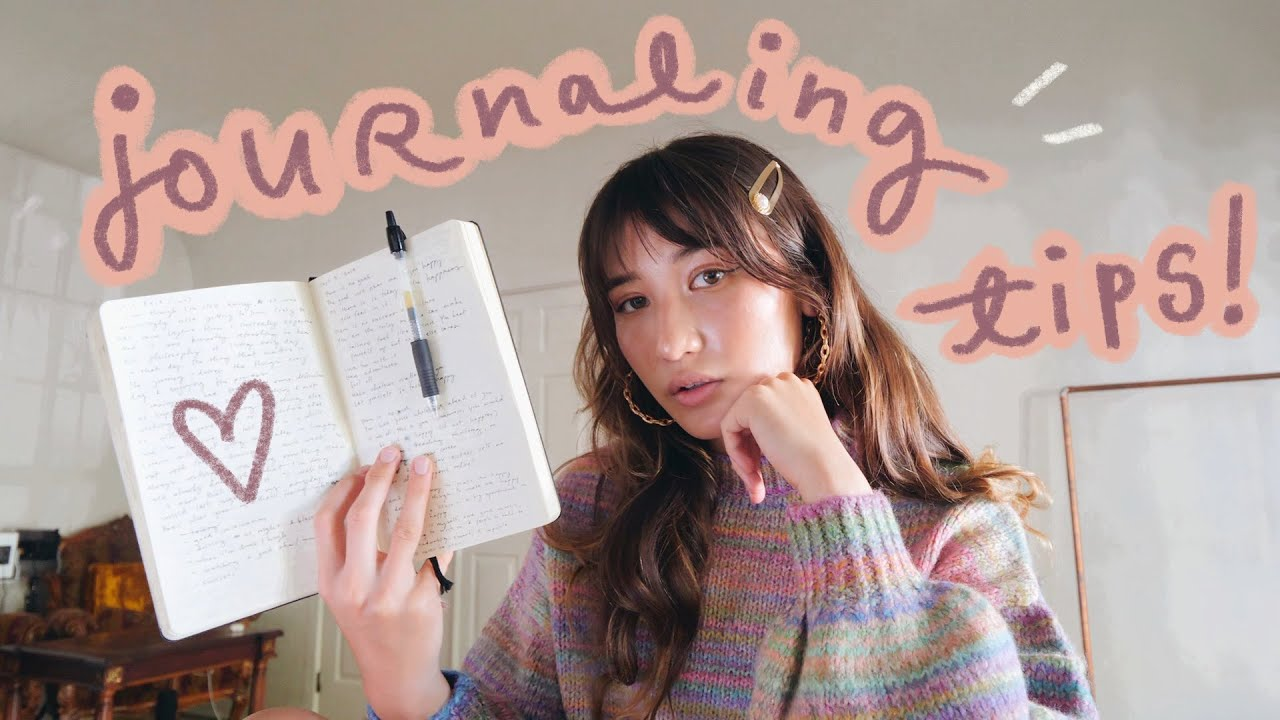 [VIDEO] - how i finally started journaling *and actually enjoying it* 1