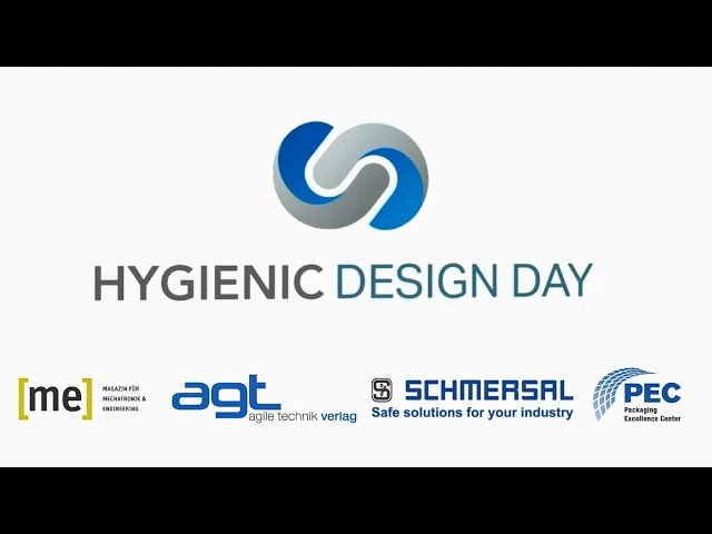 """Hygienic Design Day 2018 """"Ein starkes Event über Hygienic Design und funktionale Sicherheit"""""""