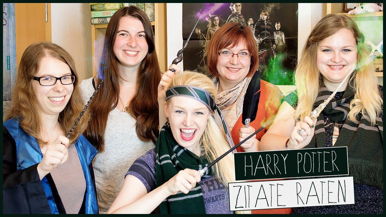 Harry Potter Zitate Challenge Nerd Off