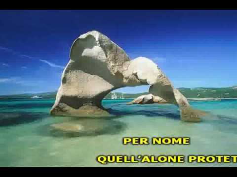 Lucio Battisti - Per nome (con cori) (karaoke - fair use)