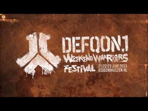 Frequencerz ,Radical Redemption & Tartaros @ Defqon.1 Radio Talent Night