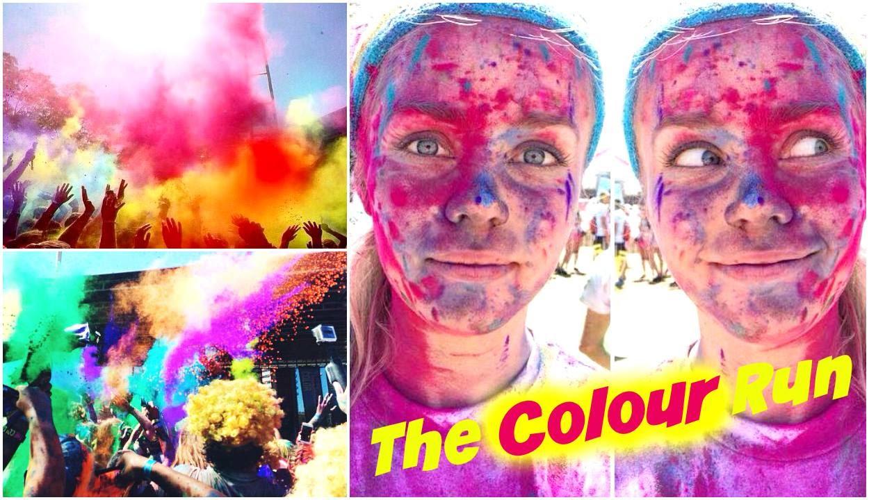 The Colour Run 2015   Sydney - YouTube