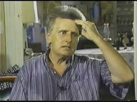 Joe Estevez  :   MINDS OF TERROR interview