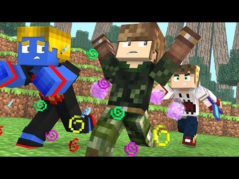 Minecraft: HARDCORE - FUGINDO DA BATALHA !...