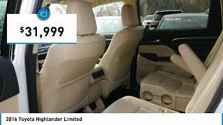 2016 Toyota Highlander Limited Maplewood, St Paul, Minneapolis, Brooklyn Park, MN P18776