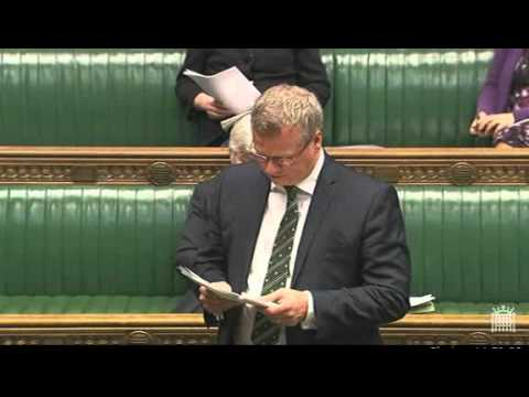 My Question to the Secretary of State for Work and Pensions about Universal Credit and a Constituent