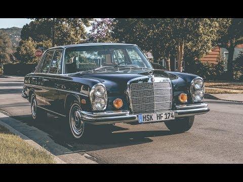 Mercedes-Benz 280SE (W108): Classic Auto, Modern Review