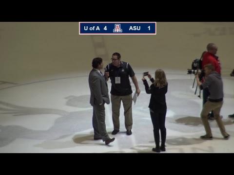 Arizona vs ASU 12-1-17