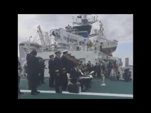 Pres. Duterte, NAMANGHA sa kanyang pagbisita sa Japan Coast Guard sa Yokohama!