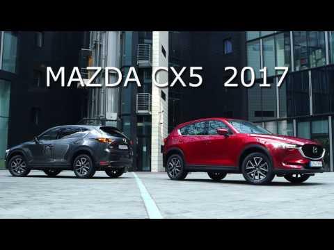 Новая MAZDA CX5 / 2017 👉 обзор AVM | Александра Михельсона