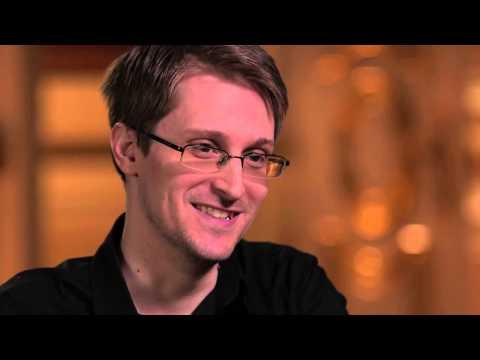 Edward Snowden sobre Contraseñas (Subtitulado)