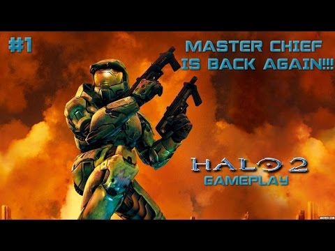 IS THIS A MOVIE OR A GAME??!?!! [Halo 2 #1]