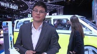 Volkswagen I.D. Buzz Concept Review: First Impressions