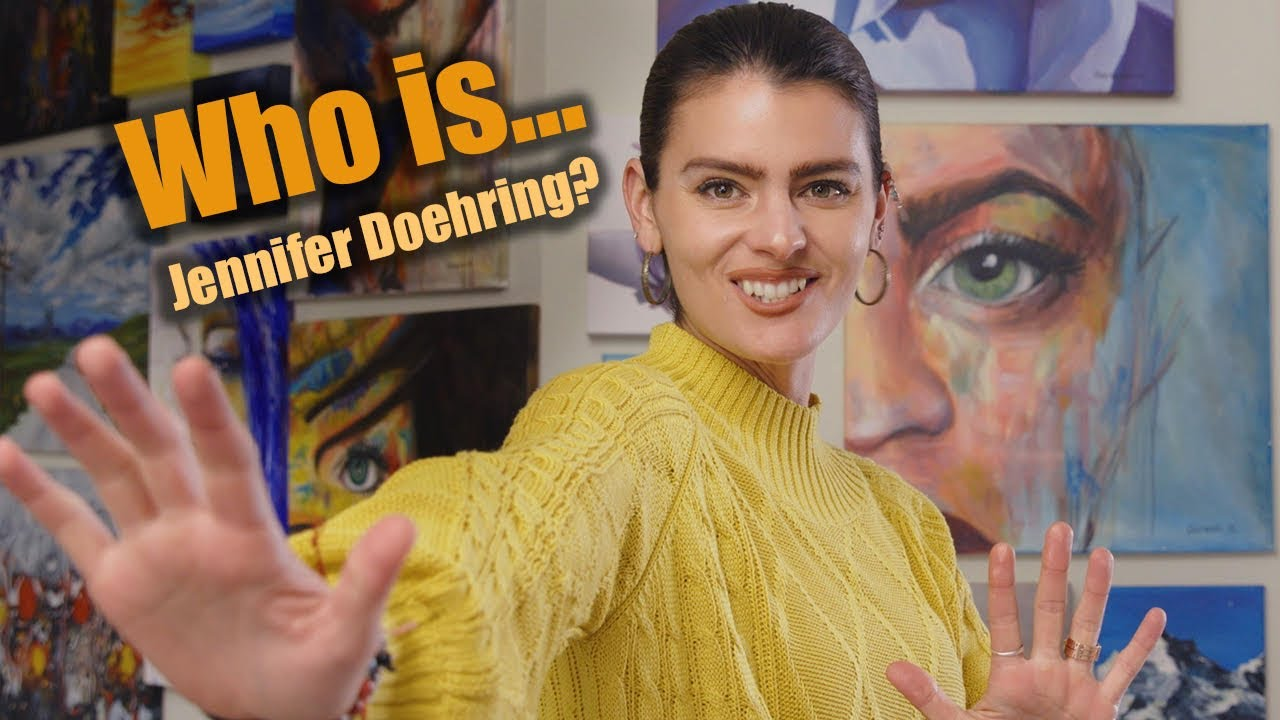 Who is Jennifer Doehring? | Palette Passions Studio
