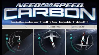 NFS Carbon CE - Heat Levels 6, 7 and 8 [Challenge Series]