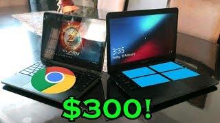 $300 Chromebook VS $300 Windows Laptop! | TSP Tech