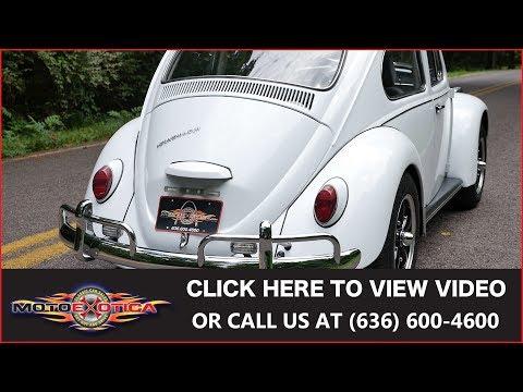 1967 Volkswagen Beetle || SOLD