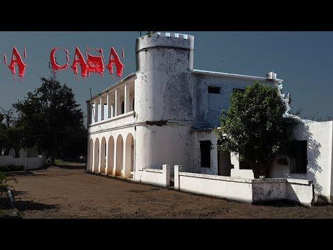 Filme de Terror Africano suspense a Casa amaldiçoada - Humor
