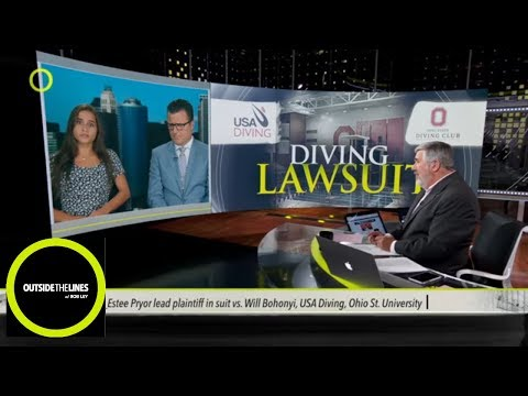 Diving lawsuit against USA Diving, Ohio State University's Diving Club alleges abuse | OTL | ESPN