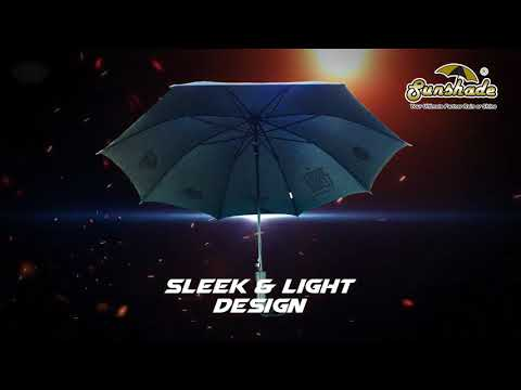 "Justice League 24"" Reflective Umbrella - JL24MBA6LOGO"