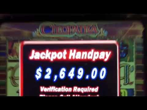 $2649$ off 15$ bet, cleopatra slot, treasure Ireland las vegas