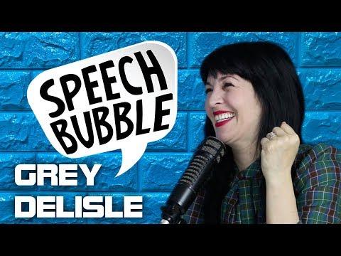 Speech Bubble W/ Butch Hartman - Feat. Grey DeLisle streaming vf