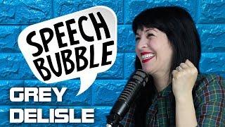 Speech Bubble W/ Butch Hartman - Feat. Grey DeLisle