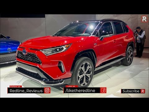 2021 Toyota RAV4 Prime – Redline: First Look – 2019 LA Auto Show