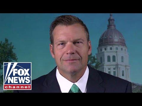 Kris Kobach wins Kansas GOP governor nomination