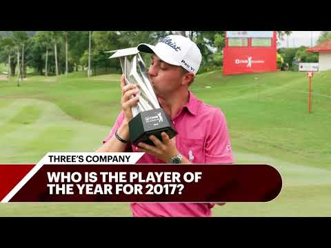 Who is the player of the year for 2017? | GOLF.com