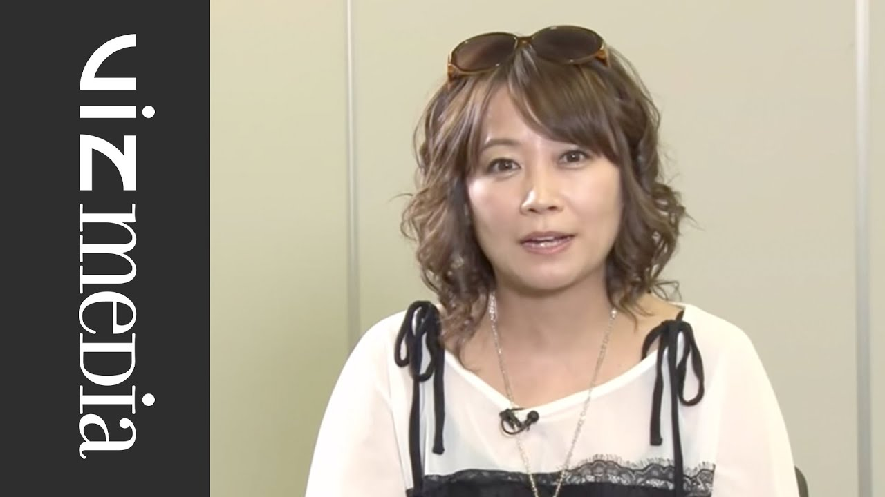 Junko Takeuchi seiyuu