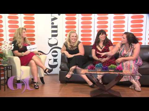 Go Curvy - Discussing BroApp on Spicy Girl Talk