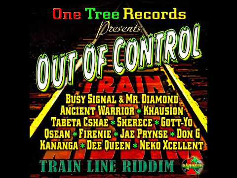 Train Line Riddim (Official Mix) Feat. Busy Siganl, Don G, Mr. Diamond, (May 2018) Mp3