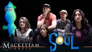 Soul | Official Teaser Trailer- REACTION and REVIEW!!!