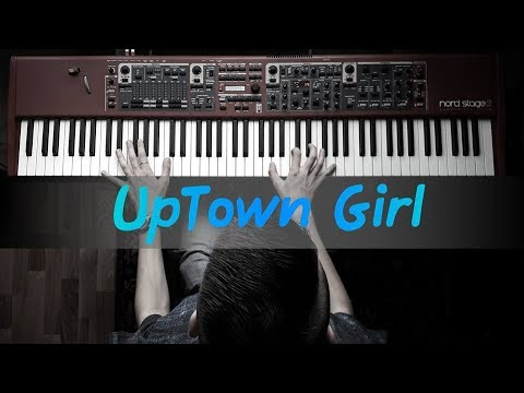 WestLife - UpTown Girl piano cover [HD]