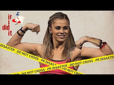 If I Did It: Paige VanZant's arm break, corner doesn't throw in towel