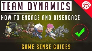 Overwatch Team Fight Dynamics - Engage and Disengage | Game Sense Guide OwDojo