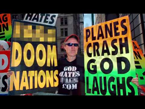 Westboro Baptist Church Live Interview on the Todd Shapiro Show