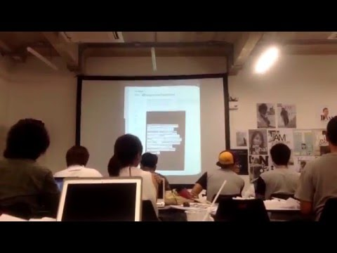 3 credit : Graphic Design workshop