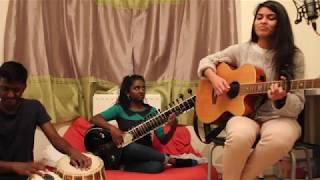 The Sun Won't Set | Anoushka Shankar ft. Norah Jones | Vibs Veena + janan