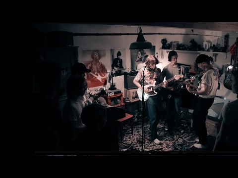 """William`s War Opposition - Live session """"The Basement Tape"""""""