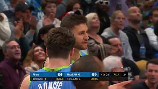 Dallas Mavericks vs Philadelphia 76ers | January 11, 2020