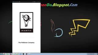 Hướng dẫn chơi Pokemon Go trên máy tính
