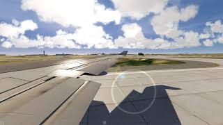 Take Off from Denver Boeing 747-400 ++ Aerofly FS 2