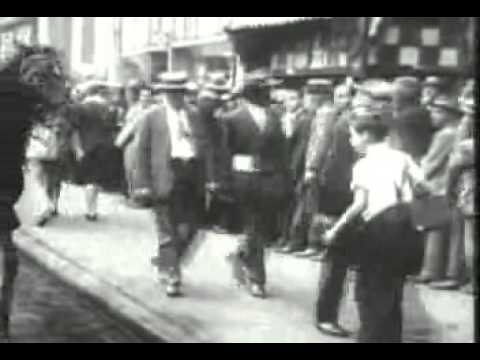The Great Depression Begins - YouTube