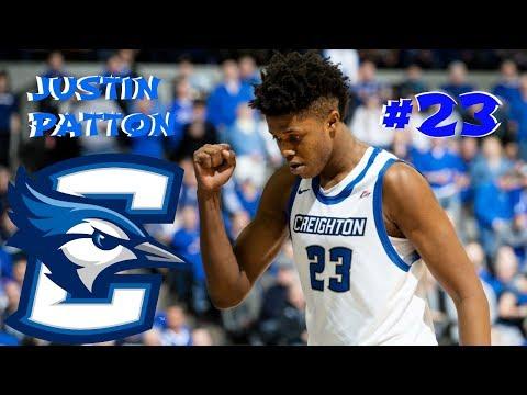 Justin Patton Crieghton Highlights
